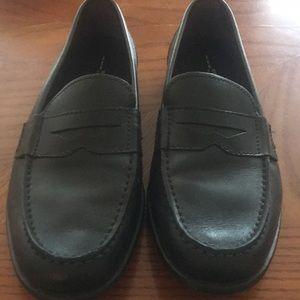 Like new black men's dress shoes